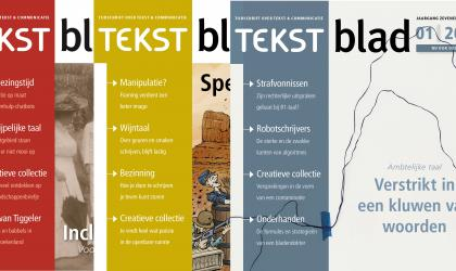 Covers van Tekstblad